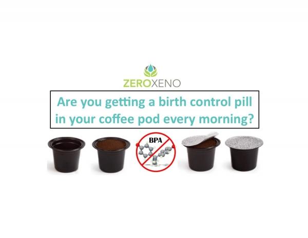 Coffee Pods & Birth Control