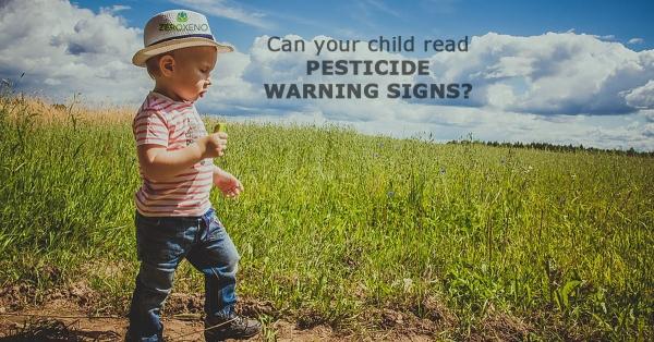 Estrogenic Pesticide = 13 Kids Dead