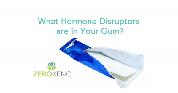Gum: A Good Old Xenoestrogen Plastic Chew!
