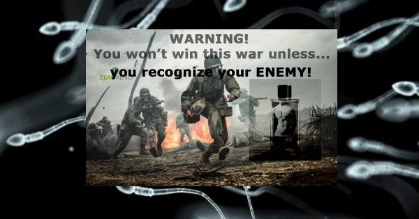 Men Under Attack