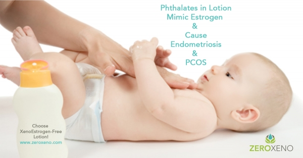 Does Your Lotion Cause Endometriosis & PCOS?
