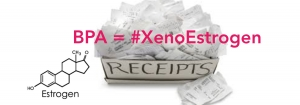 Is Estrogen Hiding in Your Store Receipt?
