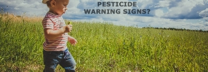 Estrogenic Pesticide = 13 Kids Dead