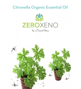 Citronella Organic Essential Oil