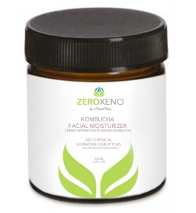 Kombucha Facial Moisturizer - Glass Jar
