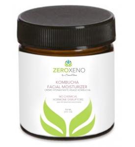 Kombucha Facial Moisturizer - Glass Jar